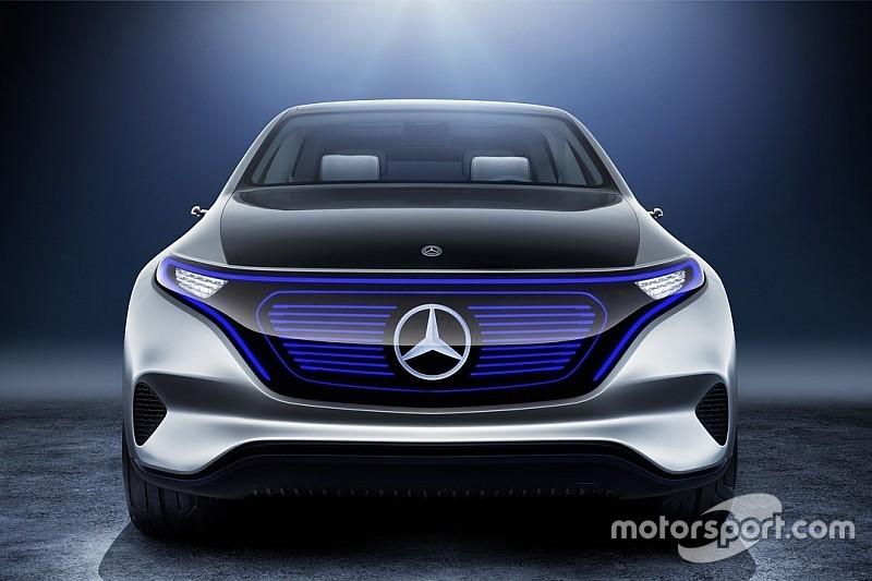 Mercedes veut devancer Tesla d'ici 10 ans