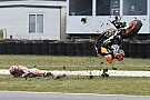 Crash in Australië eigen fout zegt Marquez:
