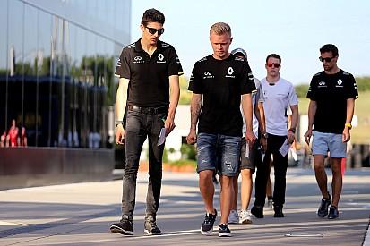 マグヌッセンとオコン、来季のルノードライバー最有力候補に浮上
