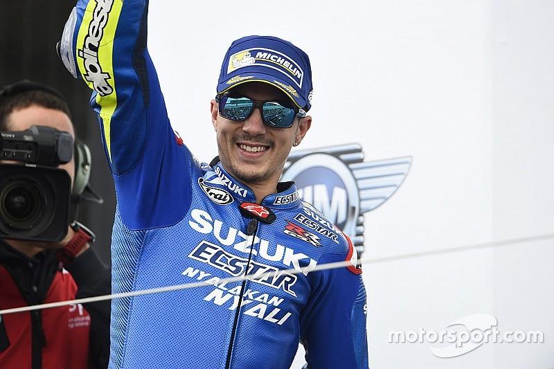 Le podium de Viñales prive Suzuki de ses privilèges
