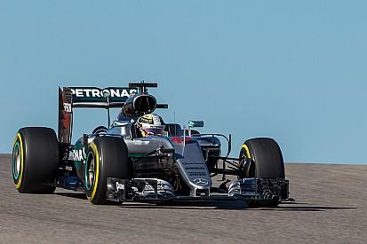 Formel 1 in Austin: Hamilton siegt und verkürzt WM-Rückstand auf Rosberg