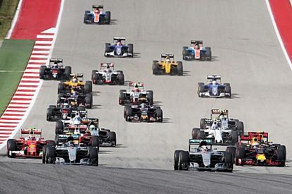 Formel 1 in Austin: Das Rennergebnis in Bildern