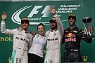 Гран Прі США: гонка