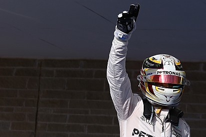 2016 ABD GP: Hamilton Austin'de bir kez daha kazandı!