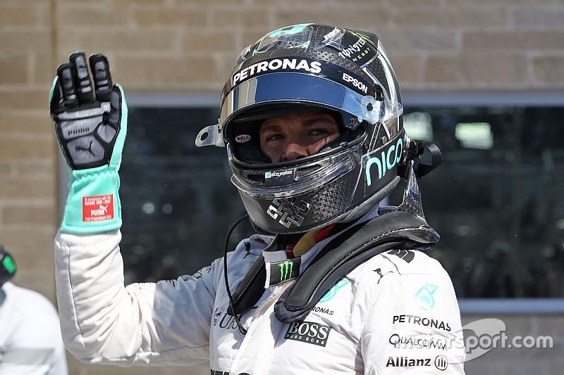 "Rosberg - ""Je sauve les meubles"""