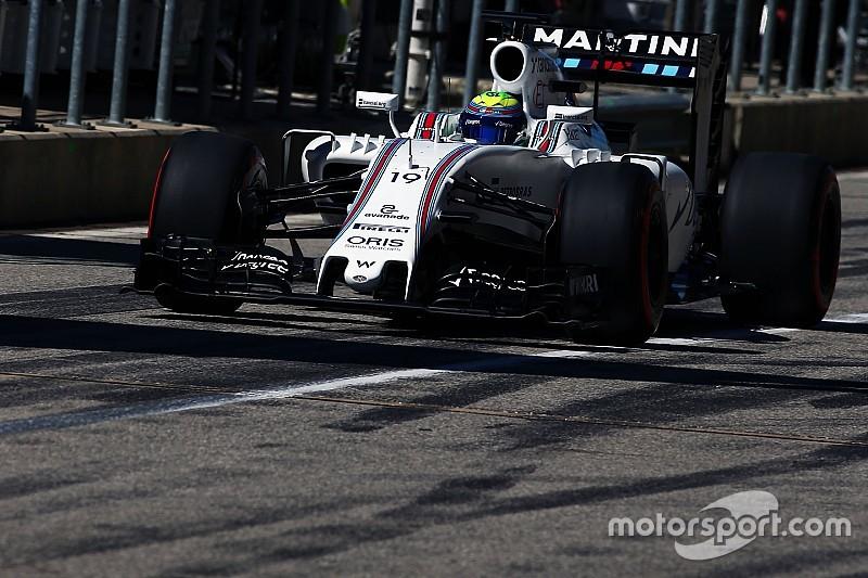 Massa - Alonso est responsable de l'accrochage