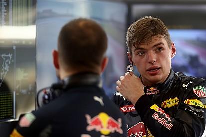 Verstappen rebate críticas após GP: parei onde mandaram