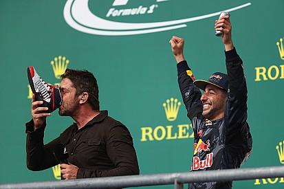 """Red Bull: """"Jó kis csata lehetett volna Ricciardo és Rosberg között"""""""