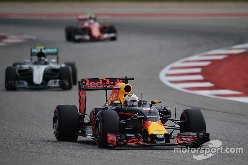 """Ricciardo: """"Alig vártam, hogy megküzdjek Rosberggel!"""""""