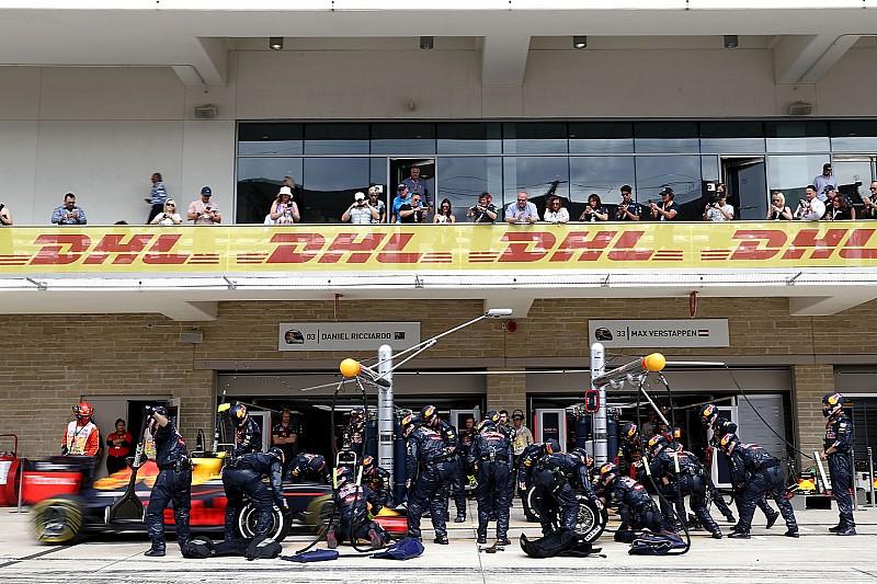 """Infógrafikákon az USA GP: a két Mercedes """"ajándékcseréje"""" a 31. körben"""