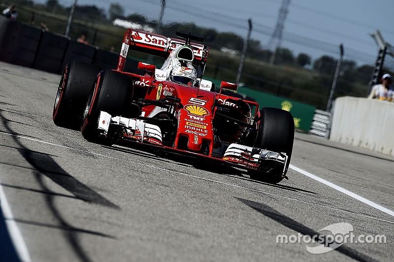 Vettel cree que el Virtual Safety Car le costó aspirar al podio