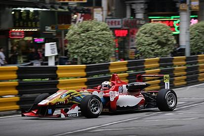Da Costa named in Carlin's Macau line-up