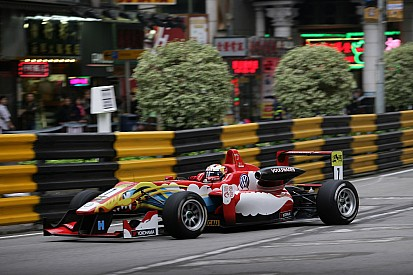 Felix da Costa keert terug in Macau F3 Grand Prix