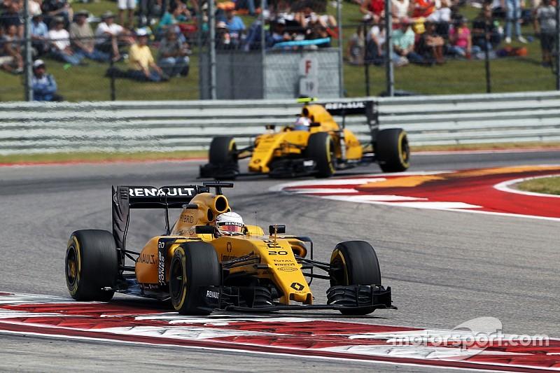 Palmer baalt dat Renault geen teamorders uitvaardigde in GP Amerika