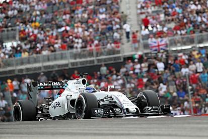 """Williams considère qu'Alonso a """"utilisé Massa comme un frein"""""""