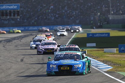 В DTM приступили к тестам новых машин в Ошерслебене