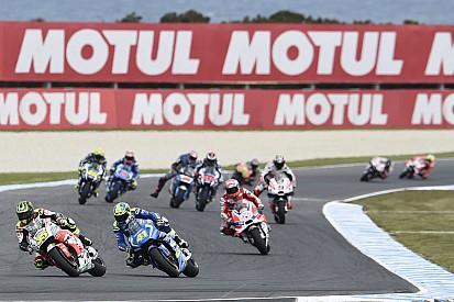 Die Stimmen zum Australien-GP der MotoGP – in Fotos