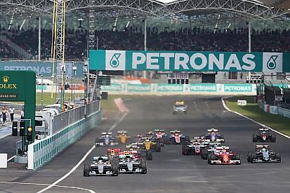 Malaysia pertimbangkan keluar dari kalender F1