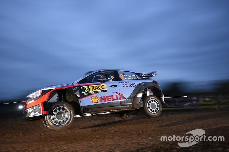 Hyundai pense au rallye plus qu'au championnat