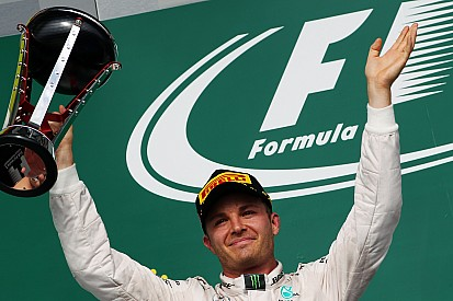 """Rosberg lo """"mantendrá simple"""" en México"""