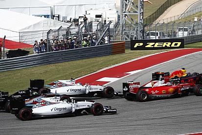 """Hülkenberg diz que Vettel foi """"muito agressivo"""" na curva 1"""