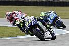 Росси призвал Yamaha работать над скоростью мотоцикла