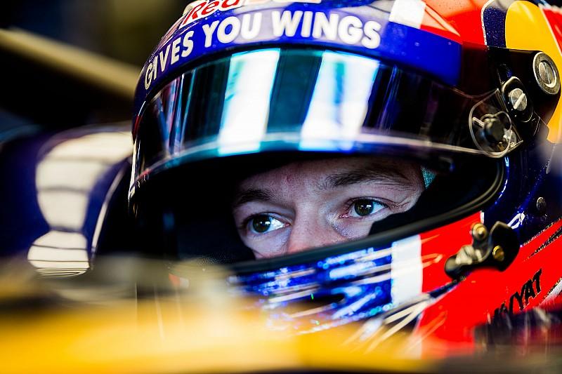 Villeneuve - Kvyat ne mérite pas de rester chez Toro Rosso