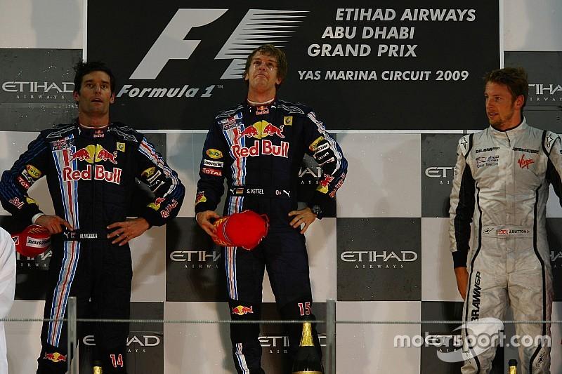 Alle Formel-1-Sieger in Abu Dhabi