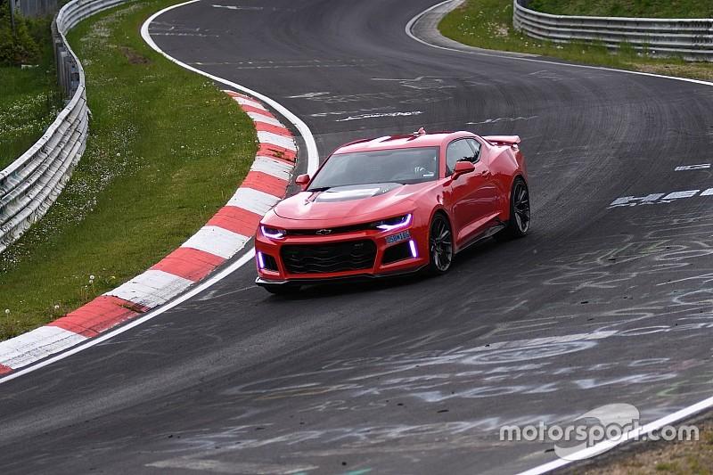 Vidéo - Une Chevrolet Camaro plus vite qu'une Koenigsegg sur le Nürburgring