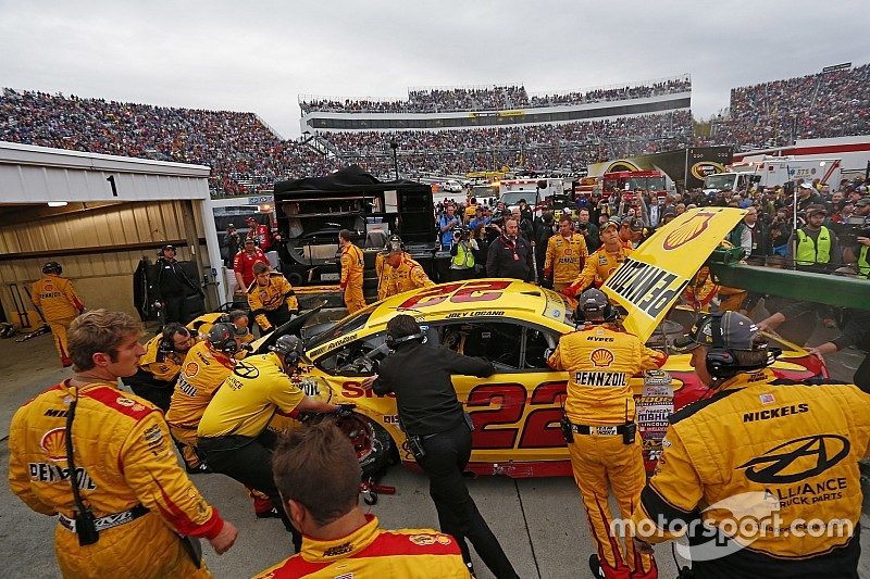 """Roger Penske ready to """"move on"""" from last year's Martinsville race"""