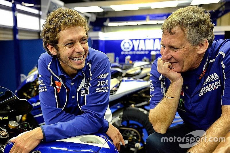 Burgess - Rossi doit viser la victoire et pas les podiums pour être champion