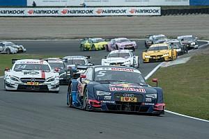 DTM 突发新闻 DTM奥舍斯莱本测试:三大厂商的六位车手将为车队提供测试数据