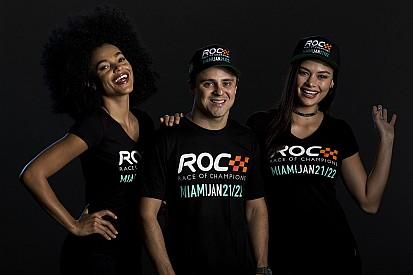 今季限りでF1引退のマッサ、レース・オブ・チャンピオンズに参戦。来年1月にマイアミで開催