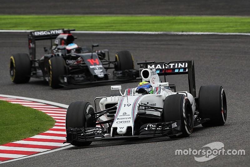 """Massa szerint Alonso """"puncsos"""", emiatt nem büntették meg Austinban"""