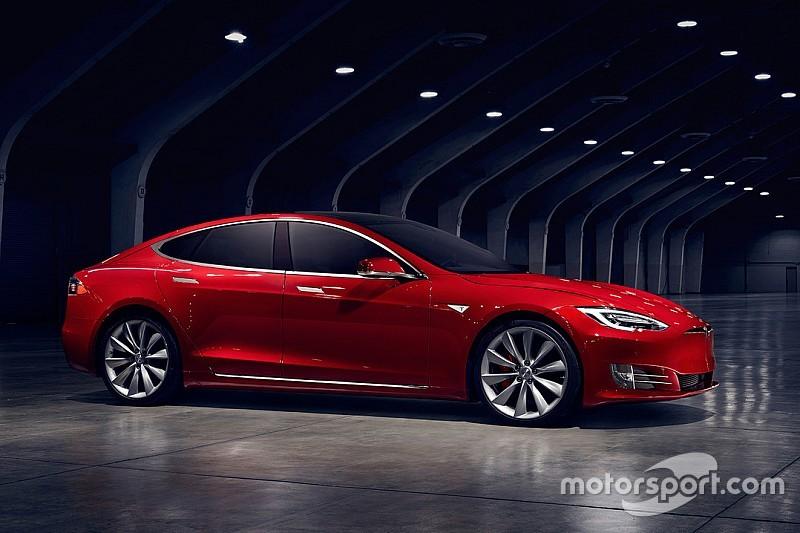 Un nouveau record pour la Tesla Model S