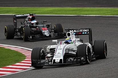 """Massa ironiza Alonso: """"tem bons amigos entre os comissários"""""""