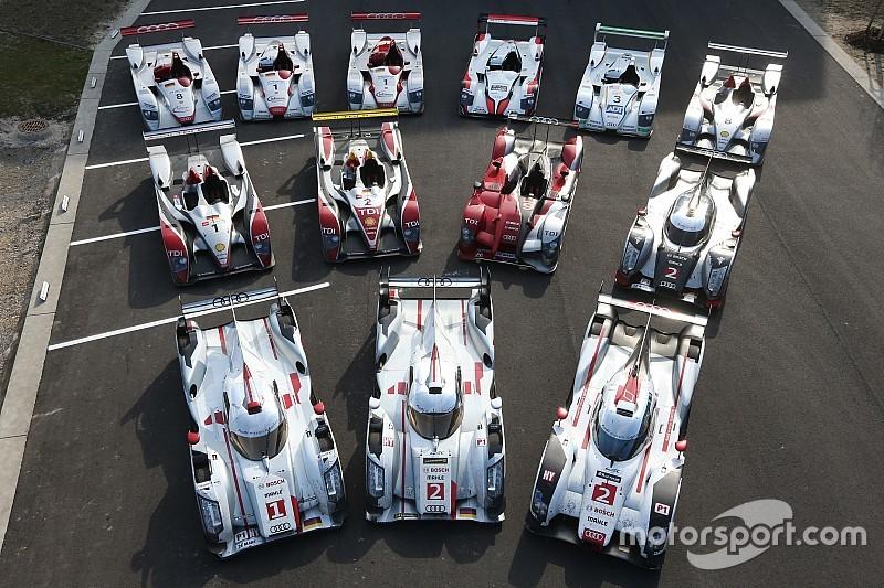 Audi abandona el WEC para centrarse en la Fórmula E