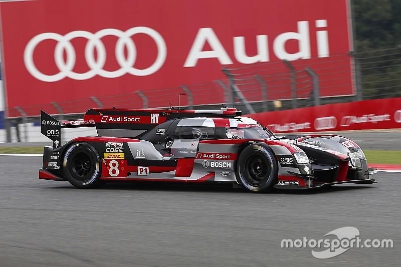 Audi tinggalkan WEC di akhir 2016