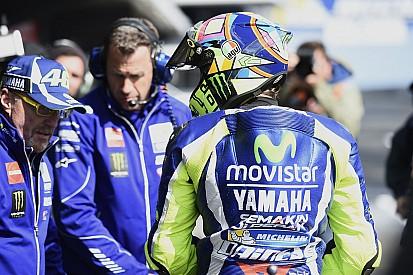 Rossi minta Yamaha tingkatkan kecepatan