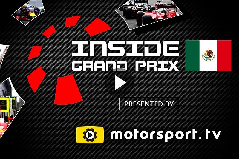 Vidéo - Cap sur le Mexique avec Inside Grand Prix!