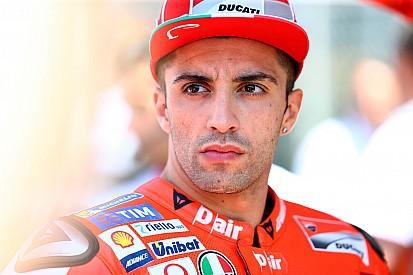 Kembali balapan, Iannone berharap tampil kompetitif