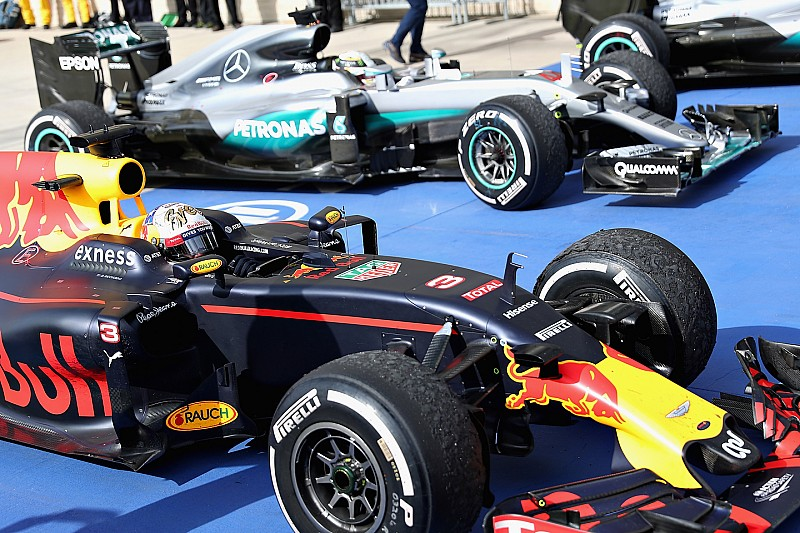 Mercedes tidak bisa memperkirakan seberapa besar ancaman Red Bull di Meksiko