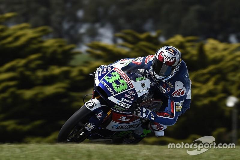 Moto3:佐々木歩夢、バスティアニーニの代役でセパン出場決定