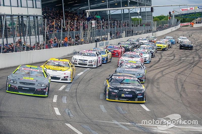 2017: NASCAR wieder in Deutschland