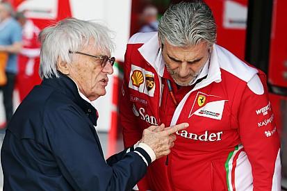 Ecclestone: Ferrari Arrivabene'ye bir yardımcı bulmalı