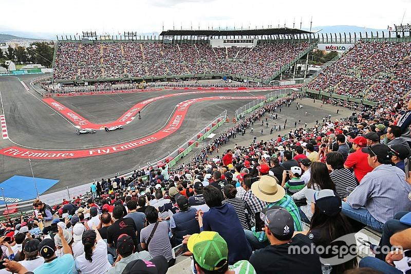 Гран Прі Мексики: Навантаження на крила, як у Монако, швидкість - як у Монці