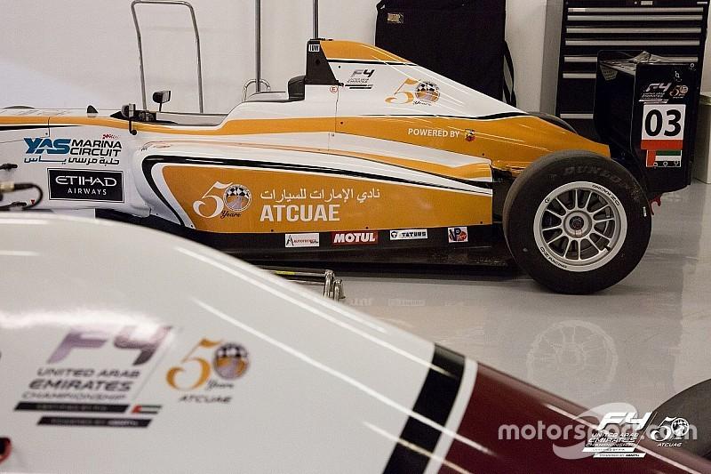 انطلاق بطولة الفورمولا 4 الإماراتيّة من حلبة مرسى ياس هذا الأسبوع