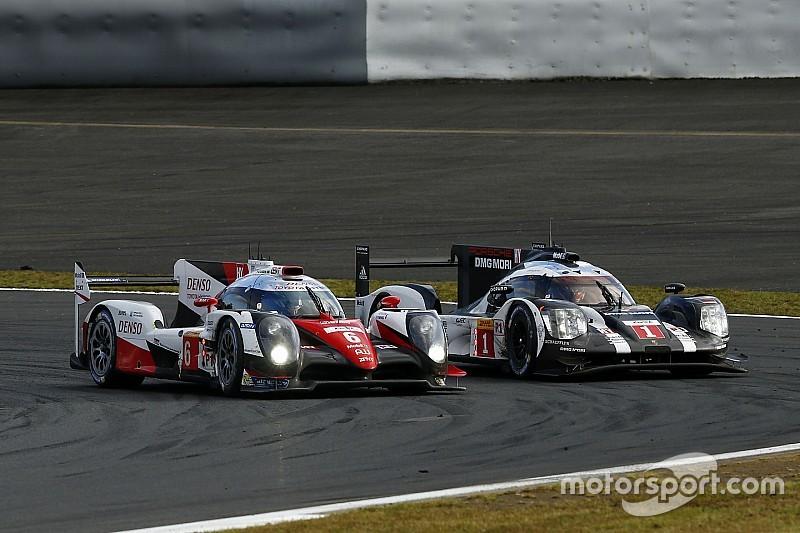 """Toyota et le besoin """"capital"""" d'adversité en LMP1"""