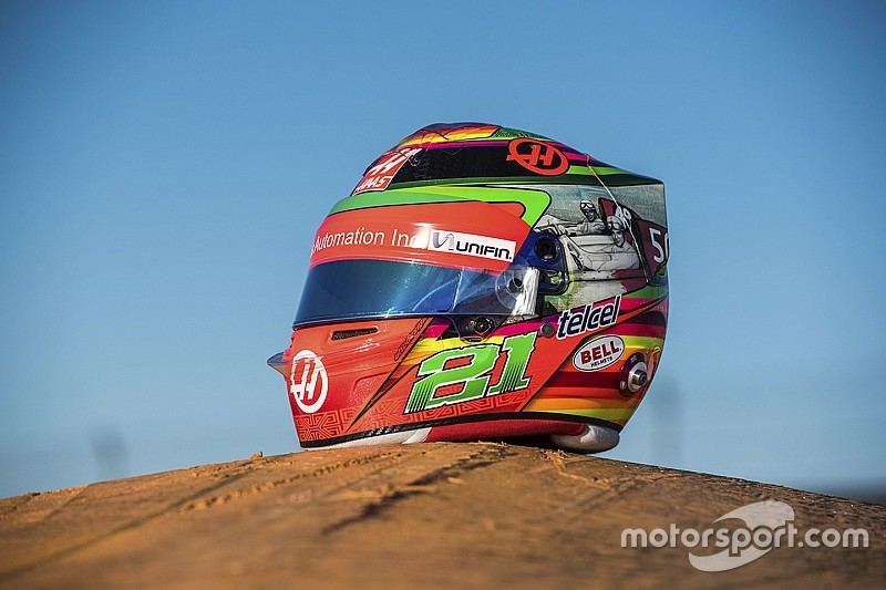 Gutierrez akan gunakan helm edisi spesial di GP Meksiko