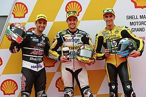 Moto2 Preview Zarco, Lüthi, Rins : trois hommes pour un titre
